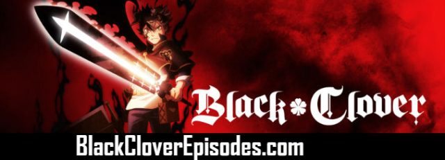 Black Clover Episodes Watch Online