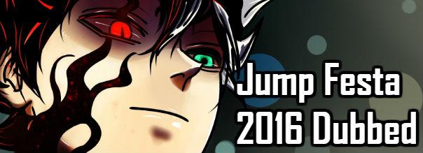 Black Clover Jump Festa 2016 Special Episode English Dubbed