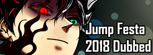 Black Clover Jump Festa 2018 Special Episode English Dubbed